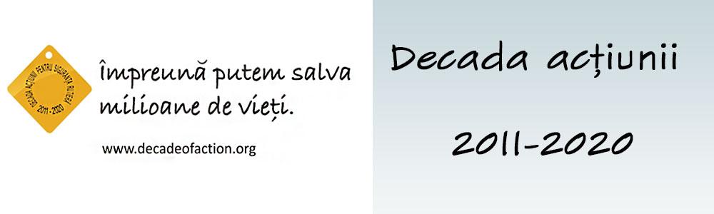 Decada actiunii 2011-2020