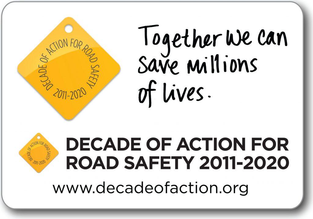 Decada siguranței rutiere 2011-2020