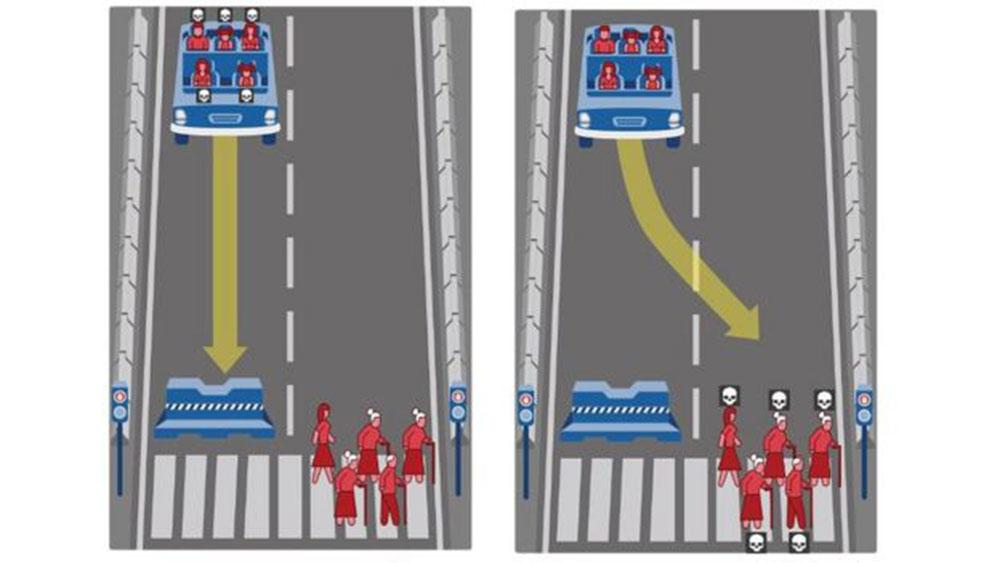 Moralitatea vehiculelor autonome
